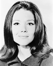 This is an image of Photograph & Poster of Diana Rigg 196201