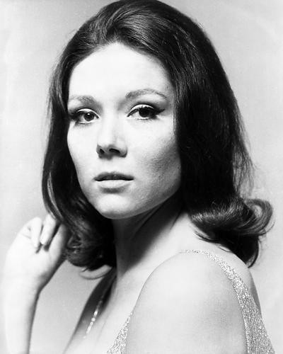 This is an image of Photograph & Poster of Diana Rigg 196205