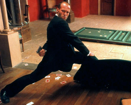 This is an image of Photograph & Poster of Jason Statham 286849