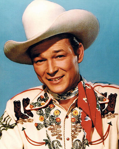 This is an image of Photograph & Poster of Roy Rogers 286628