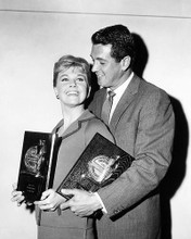 This is an image of Photograph & Poster of Rock Hudson and Doris Day 196076