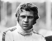 This is an image of Photograph & Poster of Steve McQueen 196080