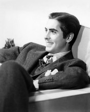 This is an image of Photograph & Poster of Tyrone Power 196103