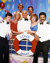 This is an image of Photograph & Poster of The Love Boat 287000