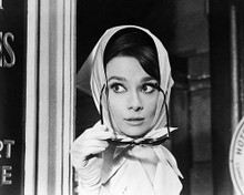 This is an image of Photograph & Poster of Audrey Hepburn 196414