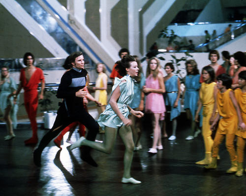 This is an image of Photograph & Poster of Logan's Run 286887