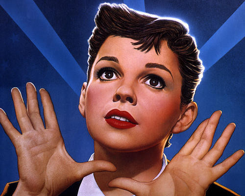 This is an image of Photograph & Poster of Judy Garland 287137