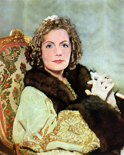 This is an image of Photograph & Poster of Greta Garbo 287171