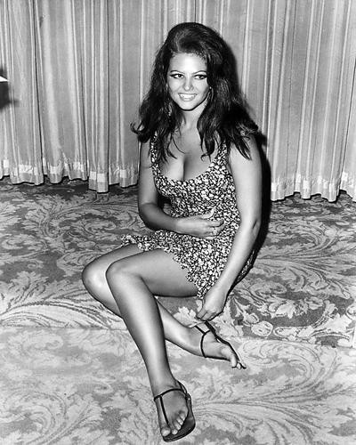 This is an image of Photograph & Poster of Claudia Cardinale 196579