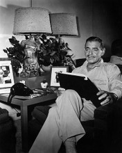 This is an image of Photograph & Poster of Clark Gable 196584