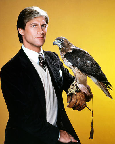 This is an image of Photograph & Poster of Simon Maccorkindale 287627