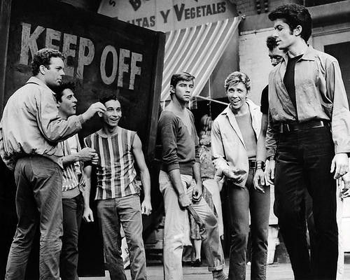This is an image of Photograph & Poster of West Side Story 196882
