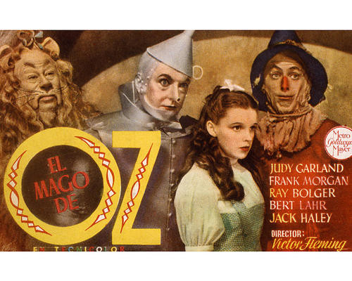 This is an image of Photograph & Poster of The Wizard of Oz 288027