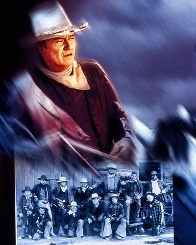 This is an image of Photograph & Poster of John Wayne 288533