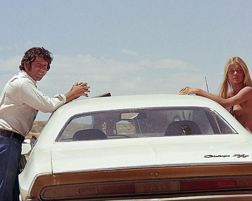 This is an image of Photograph & Poster of Barry Newman 288279