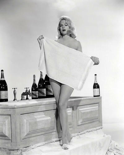 This is an image of Photograph & Poster of Martha Hyer 197310