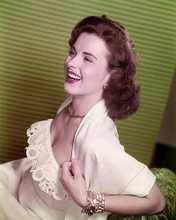 This is an image of Photograph & Poster of Jean Peters 289968