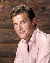 This is an image of Photograph & Poster of Roger Moore 288581