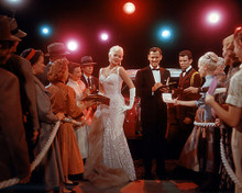This is an image of Photograph & Poster of Jayne Mansfield 288593