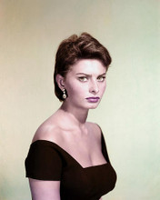 This is an image of Photograph & Poster of Sophia Loren 288847