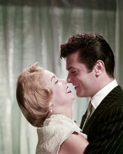 This is an image of Photograph & Poster of Tony Curtis and Janet Leigh 288862