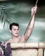 This is an image of Photograph & Poster of Tony Curtis 288867