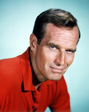 This is an image of Photograph & Poster of Charlton Heston 288881