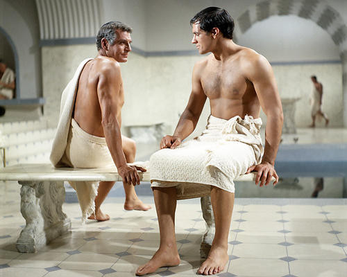 This is an image of Photograph & Poster of Spartacus 288906
