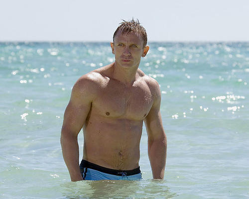 This is an image of Photograph & Poster of Daniel Craig 288689