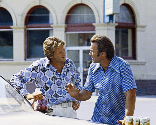 This is an image of Photograph & Poster of Thunderbolt and Lightfoot 288743