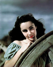 This is an image of Photograph & Poster of Elizabeth Taylor 288759