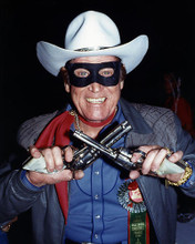 This is an image of Photograph & Poster of Clayton Moore 288789