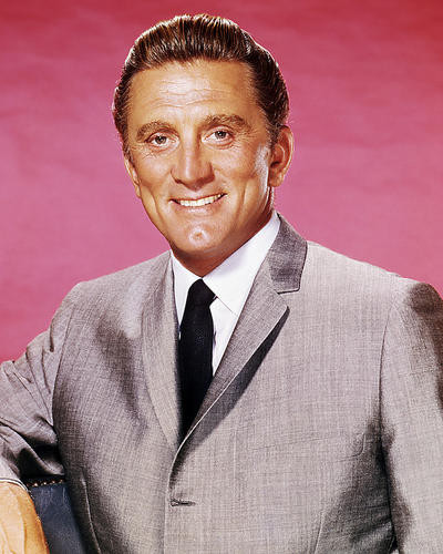 This is an image of Photograph & Poster of Kirk Douglas 289000