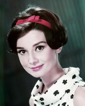 This is an image of Photograph & Poster of Audrey Hepburn 289009