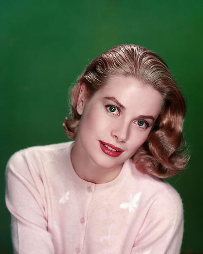 This is an image of Photograph & Poster of Grace Kelly 289070