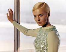 This is an image of Photograph & Poster of Jean Seberg 289113