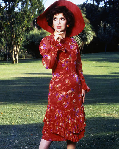 This is an image of Photograph & Poster of Gina Lollobrigida 289178