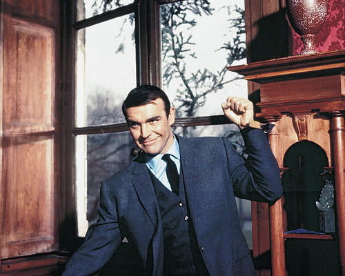 This is an image of Photograph & Poster of Sean Connery 289240