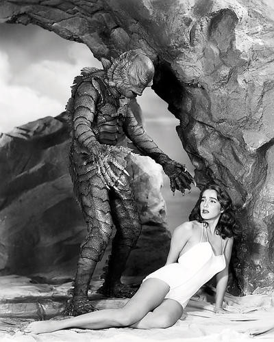 This is an image of Photograph & Poster of The Creature from the Black Lagoon 197425