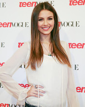 This is an image of Photograph & Poster of Victoria Justice 289397