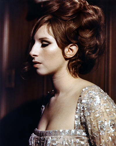 This is an image of Photograph & Poster of Barbra Streisand 289541