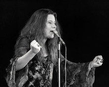 This is an image of Photograph & Poster of Janis Joplin 197692