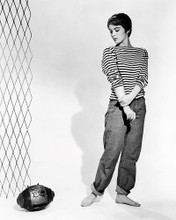 This is an image of Photograph & Poster of Jean Seberg 197615