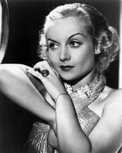 This is an image of Photograph & Poster of Carole Lombard 197748