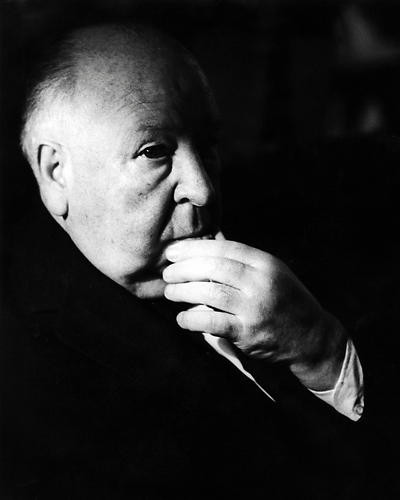 This is an image of Photograph & Poster of Alfred Hitchcock 197923