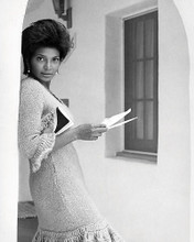 This is an image of Photograph & Poster of Nichelle Nichols 198196