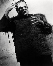 This is an image of Photograph & Poster of Boris Karloff 198213