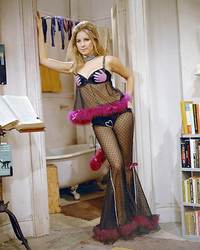 This is an image of Photograph & Poster of Barbra Streisand 289630