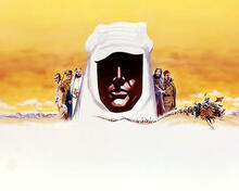 This is an image of Photograph & Poster of Lawrence of Arabia 289652