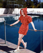 This is an image of Photograph & Poster of Deanna Durbin 289683